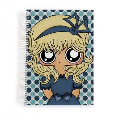 Cuaderno A5 MTK Bow
