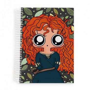 Cuaderno A5 MTK Brave