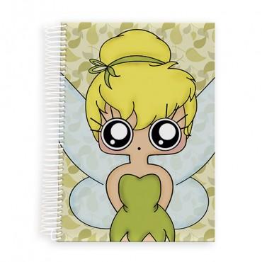 Cuaderno A5 MTK Campanilla