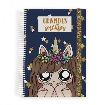 Bullet Journal MTK Unicornio