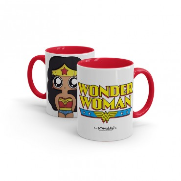 Taza MTK Wonder Woman