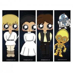 Marcapáginas MTK Star Wars