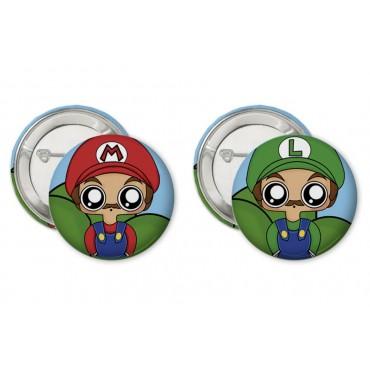 Chapas MTK Mario