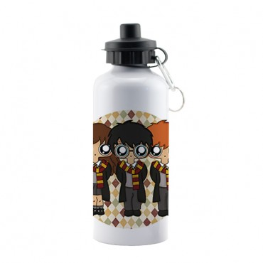 Botella aluminio MTK Harry Potter