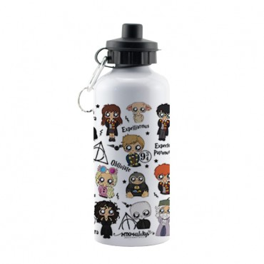 Botella aluminio MTK Harry Potter