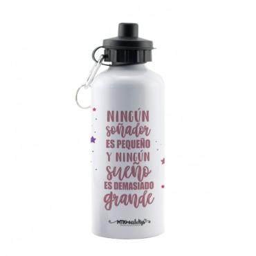 Botella aluminio MTK Unicornio