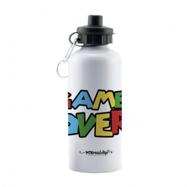 Botella aluminio MTK Mario Bros