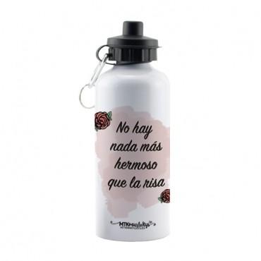 Botella aluminio MTK Frida Kahlo