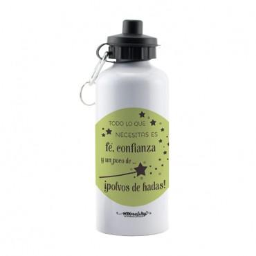 Botella aluminio MTK Campanilla