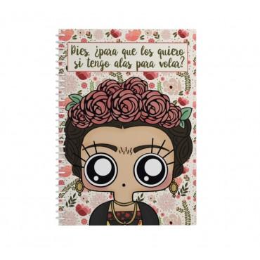 Planificador MTK Frida Kahlo