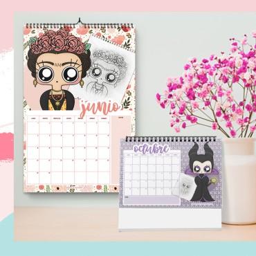Calendario 2020 pared