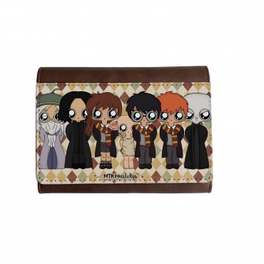 Cartera MTK Harry Potter