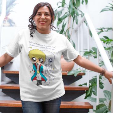 Camiseta MTK El Principito