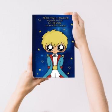 Cuaderno El Principito