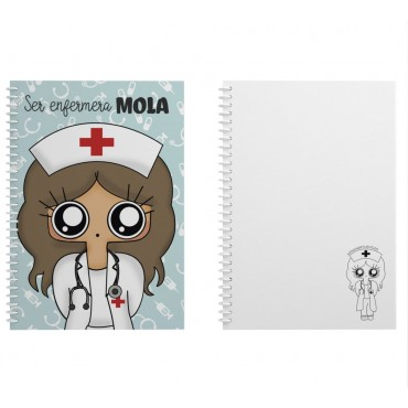 Cuaderno MTK ENFERMERA