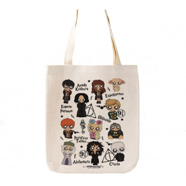Bolsa Totebag Harry Potter