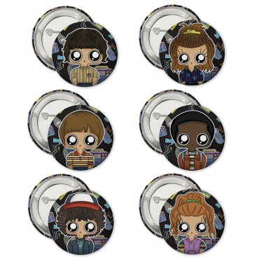 Chapas Stranger Things
