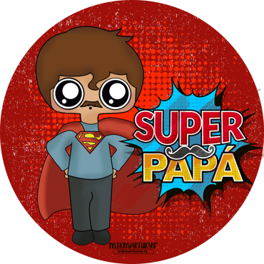 Alfombrilla SuperPapa
