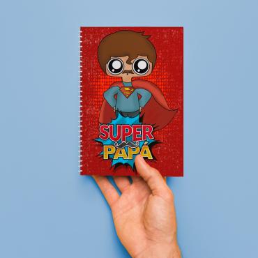 Cuaderno SuperPapa