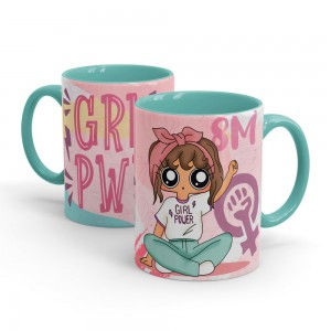 Taza GirlPower