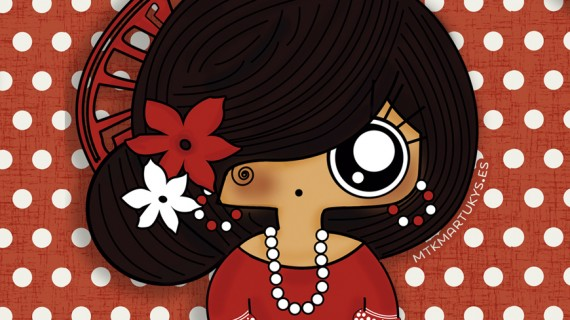 Colección MTK Flamenca
